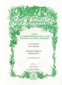 JCh Eesti Tequila